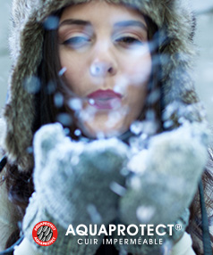 Aquaprotect Cuir Imperméable
