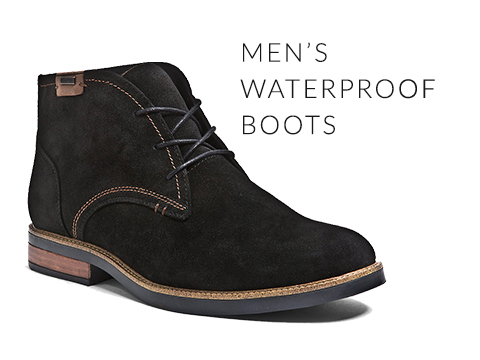 Mens Waterproof Boots