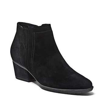 Valli Black Suede